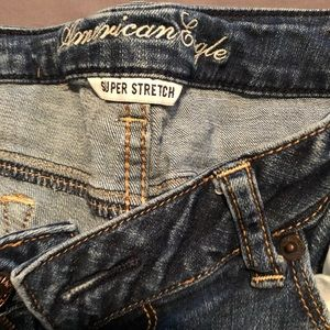 American Eagle Outfitters Pants - American eagle super stretch jeans